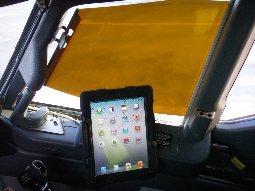 Boeing 737 iPad-Griffin Case