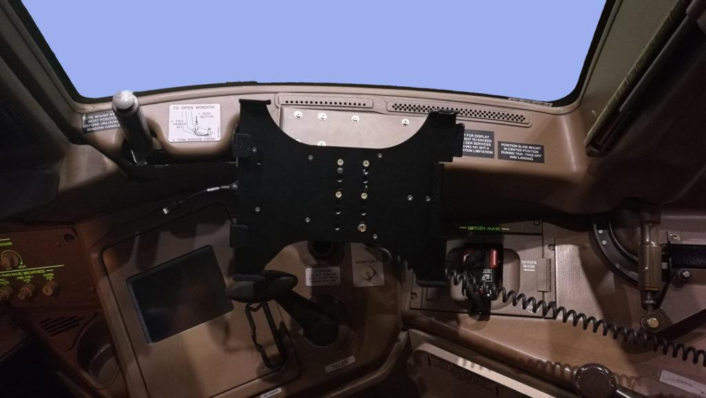 Boeing 777 Universal iPad Cradle